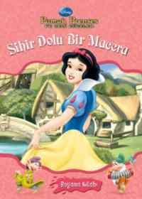 Pamuk Prenses Sihir Dolu Bir Macera-Boyama Kitabı
