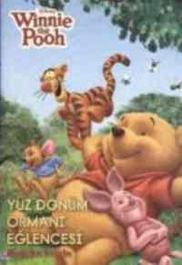 Winnie The Pooh Yüz Dönüm Ormanı Eğlencesi