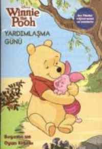 Winnie The Pooh Yardımlaşma Günü Boyama ve Oyun Kitabı