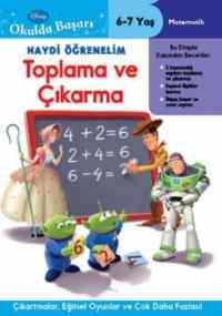 Okulda Başarı 6-7 Yaş Toplama ve Çikartma (Matematik)
