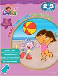 Dora Şekilleri Keşfediyor 2-3 Yaş