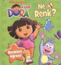 Kaşif Dora - Ne Renk?