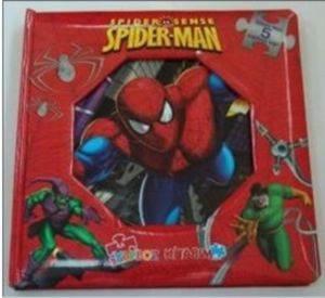 Spiderman İlk Yapboz Kitabım