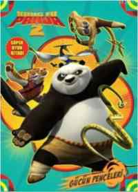 Kung Fu Panda 2 Süper Oyun Kitabı Gücün Peçeleri