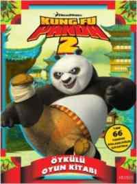 Kung Fu Panda 2 Öykülü Oyun Kitabı