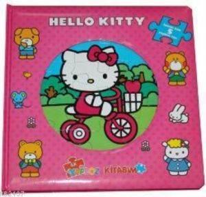 Hello Kitty İlk Yapboz Kitabım