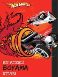 Hot Wheels: En Ateşli Boyama Kitabı
