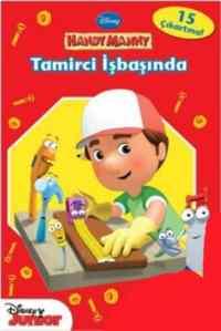 Handy Manny: Tamirci İşbaşında Oyun ve Boyama