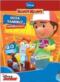 Handy Manny: Usta Tamirci Boyama Kitabı