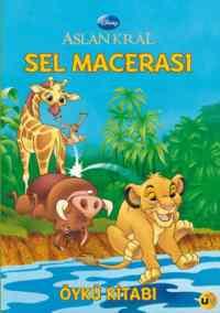 Aslan Kral Sel macerası Öykü Kitabı