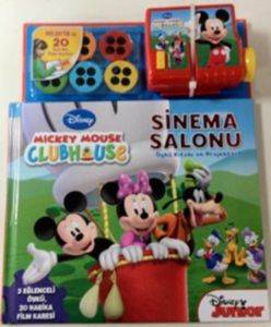 Mickey Mouse Club House Sinema Salonu