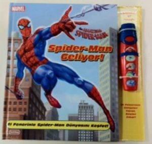 Amazing Spider-Man: Spider-Man Geliyor