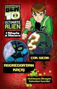 Ben 10 Ultimate Alien: Çok Sıcak - Aggregor'dan Kaçış