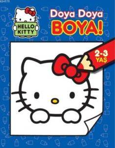 Hello Kitty Doya Doya Boya