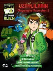 Ben 10 Ultimate Alien: Uzaylıların Olağanüstü Maceraları - 2