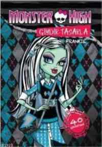 Monster High Giydir Tasarla-Ghoulia