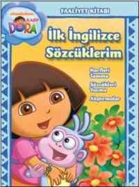 Kaşif Dora İlk İngilizce Sözcüklerim