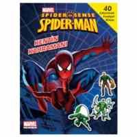 Spiderman Spidersense Kentin Kahramanı