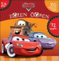 Disney Arabalar Eğlen Öğren 5-6 Yaş