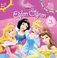 Disney Prenses - Eğlen Öğren 4-5 Yaş
