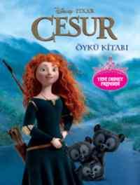 Disney Pixar Cesur Öykü Kitabı