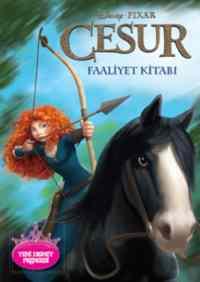 Disney Pixar Cesur Faaliyet Kitabı