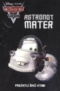 Astronot Mater Faaliyetli Öykü Kitabı