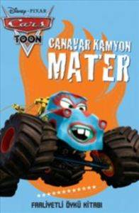 Canavar Kamyon Mater Faaliyetli Öykü Kitabı