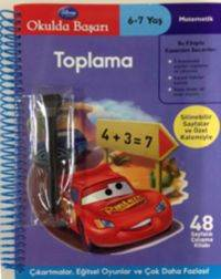 Disney Okulda Başarı Arabalar 6-7 Yaş Toplama