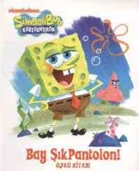 Sünger Bob Bay Şık Pantolon