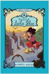 Küçük Cadı Leila Blue Klorofil Büyüsü