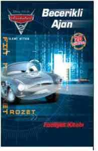 Arabalar 2 Becerikli Ajan Faaliyet Kitabı