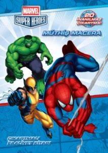 Marvel Super Heroes Müthiş Macera