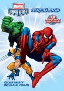 Marvel Super Heroes Güçlü Ekip