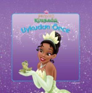 Prenses Ve Kurbağa Uykudan Önce 16