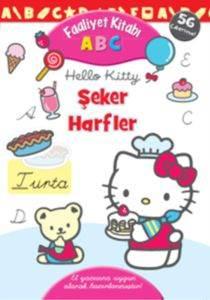 Hello Kitty Şeker Harfler