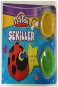 Play Doh Şekiller (Hamurlu)