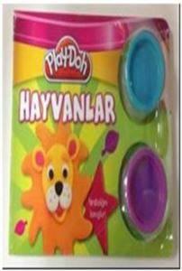 Play Doh Hayvanlar (Hamurlu)