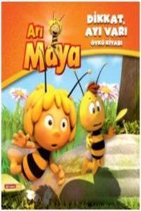 Arı Maya Dikkat Ayı Var! Öykü Kitabı