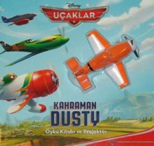 Disney Uçaklar Kahraman Dusty-Öykü Kit.Prejektör