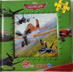 Disney Uçaklar İlk Yapboz Kitabım