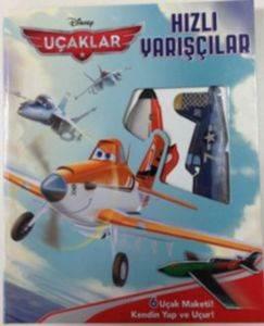 Disney Uçaklar Hızlı Yarışçılar