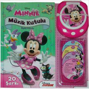 Disney Minnie Müzik Kutulu Öykü Kitabı