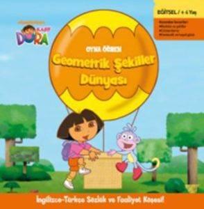 Oyna Öğren Dora Geometrik Şekiller Dünyasi