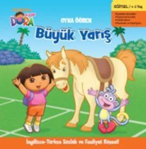 Oyna Öğren Dora Büyük Yariş