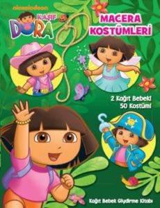 Kaşif Dora Macera Kostümleri