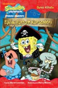 Bikini Bottom Korsanlari Süngerbob Karepantolon Öykü Kitabı