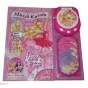 Barbie Müzik Kutulu Öykü Kitabı