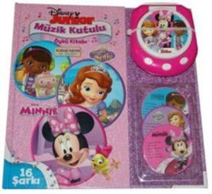 Disney Junior Müzik Kutulu Öykü Kitabı