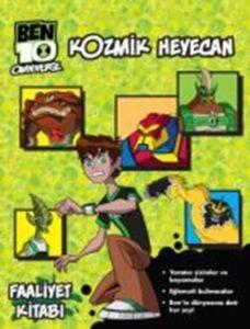 Ben 10 Omniverse - Kozmik Heyecan